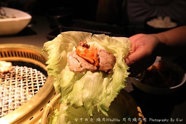 台中西屯區燒肉NikuNiku 肉肉燒肉秋紅谷附近單點雙人套餐三人套餐塌塌米座位獨立空間座位7242
