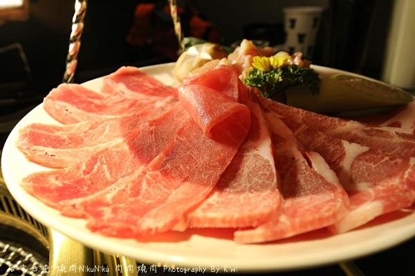 台中西屯區燒肉NikuNiku 肉肉燒肉秋紅谷附近單點雙人套餐三人套餐塌塌米座位獨立空間座位7220