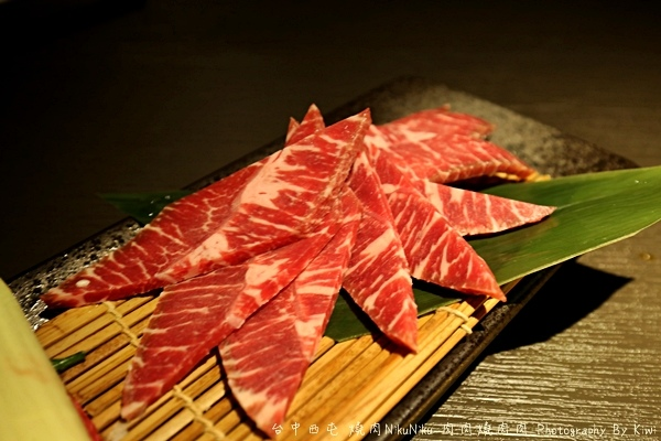 台中西屯區燒肉NikuNiku 肉肉燒肉秋紅谷附近單點雙人套餐三人套餐塌塌米座位獨立空間座位7272
