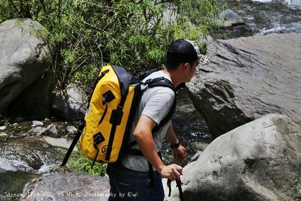 Stream Trail日本潮牌防水包容量大色澤鮮豔溯溪浮淺團購優惠770100_o
