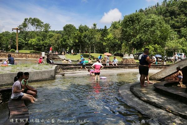 埔里桃米坑親水公園夏日玩水中部免費景點免費玩水景點南投景點807804_o