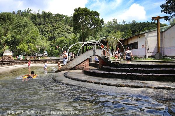 埔里桃米坑親水公園夏日玩水中部免費景點免費玩水景點南投景點434903_o