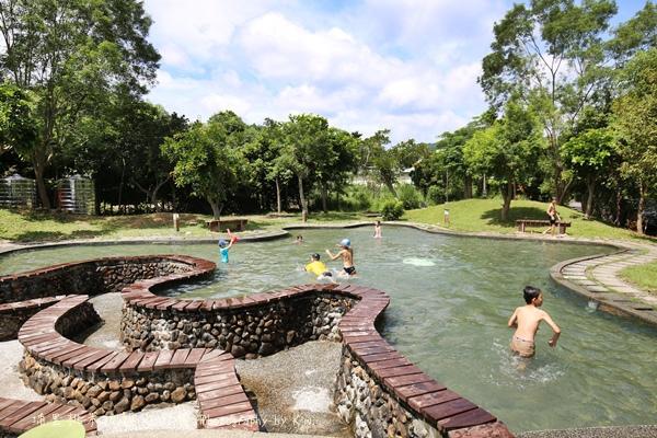 埔里桃米坑親水公園夏日玩水中部免費景點免費玩水景點南投景點515713_o