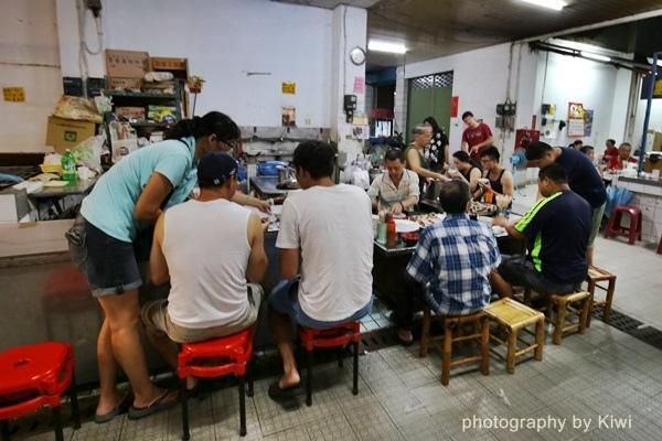 台南鹽水張瑞芳豬頭飯鹽水公有零售市場內2567