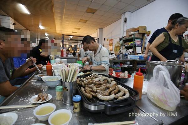台南鹽水張瑞芳豬頭飯鹽水公有零售市場內2557