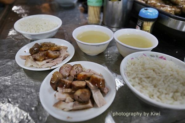 台南鹽水張瑞芳豬頭飯鹽水公有零售市場內2558