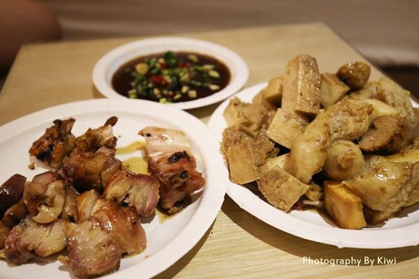 台南中西區上好烤滷味2773
