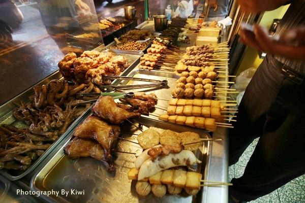 台南中西區上好烤滷味2743