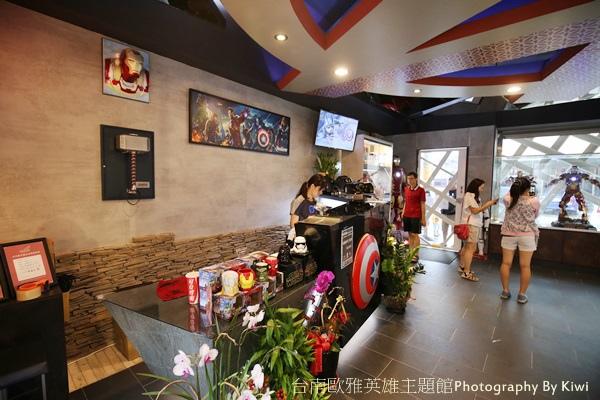 台南歸仁歐雅英雄主題館全台唯一親子遊2881