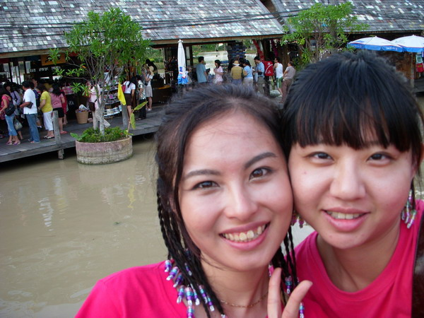 (Floating Market)
