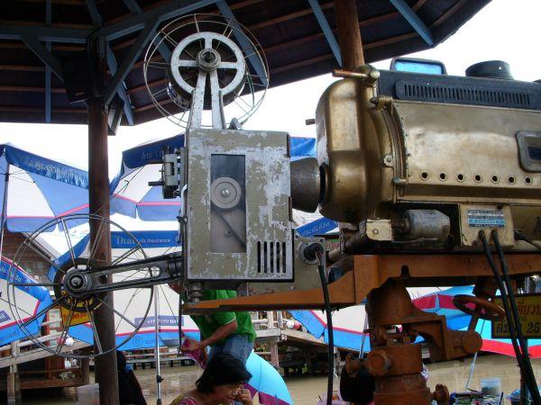 舊式放映機