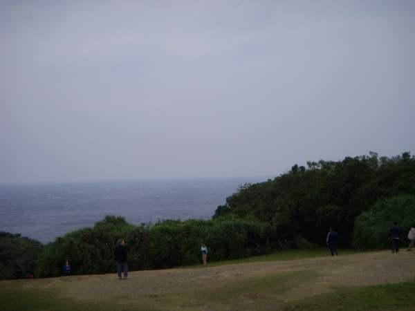公園境內觀海