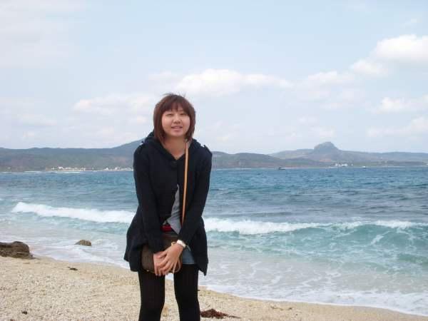貝殼砂灘-1