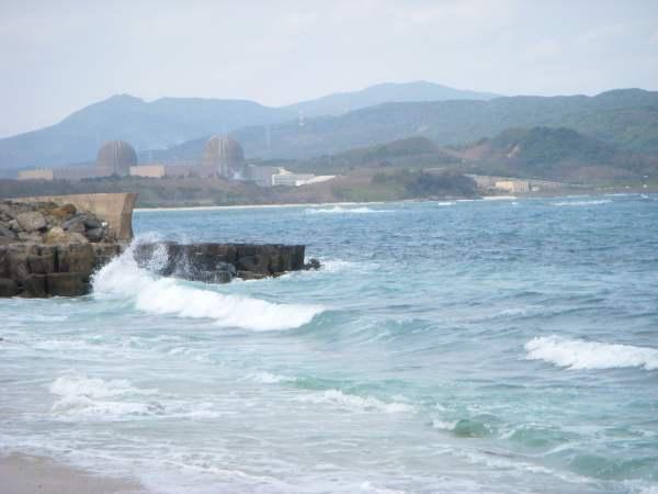 貝殼砂灘之海