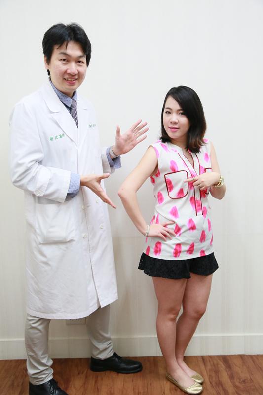 贅肉 雷射減脂 掰掰袖 瘦手臂 手臂