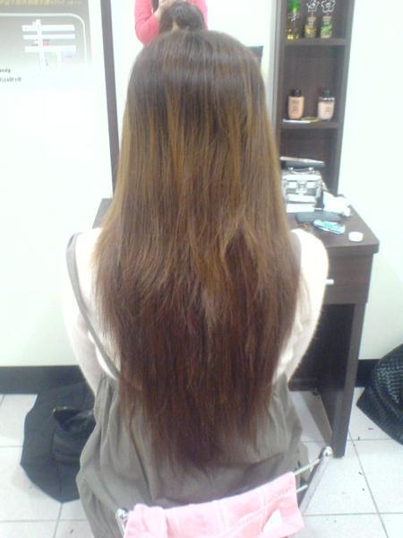 接髮後-背面-