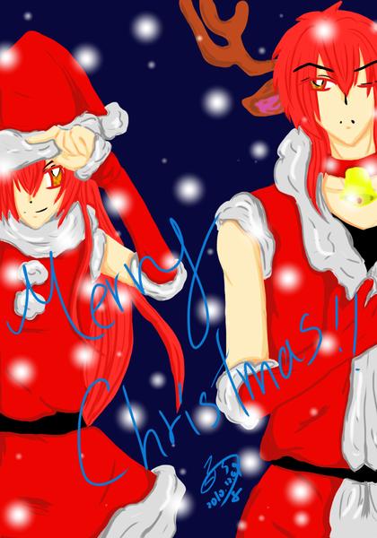 聖誕賀圖-版本2