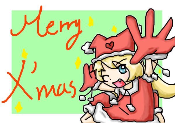 2009聖誕賀卡