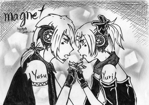 YUSU&YURI(magnet)