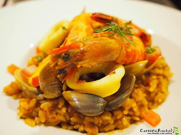 西班牙紅花海鮮飯-2.JPG