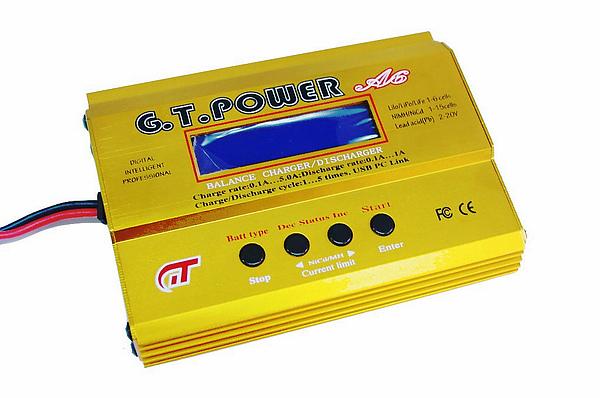 G.T.POWER A6 充電器
