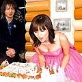光一為恭子慶祝20歲的生日