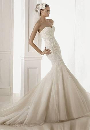 Pronovias台中婚紗公司試穿頂級婚紗推薦