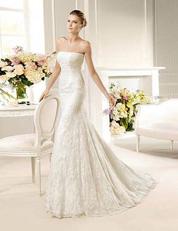 LASPOSA台中婚紗公司試穿頂級婚紗推薦