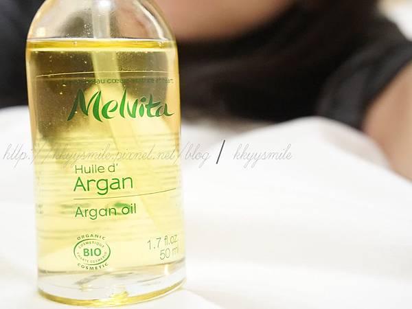 試用∥Melvita有機堅果油♥400粒堅果種子的非凡修護力量