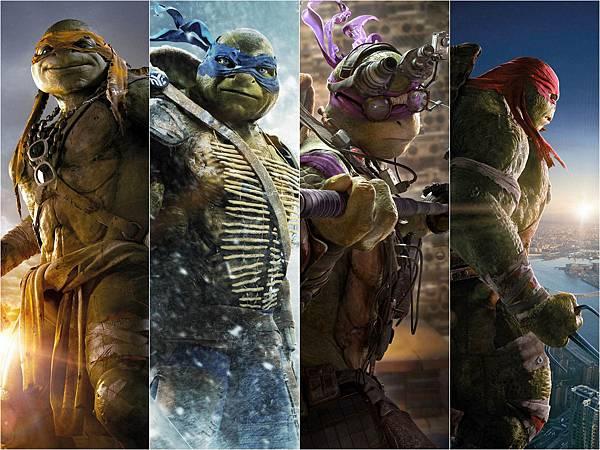 忍者龜:變種世代2