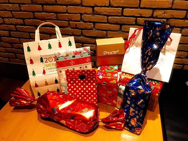 聖誕節交換禮物