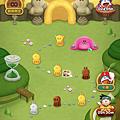 手機遊戲 LINE BUBBLE2