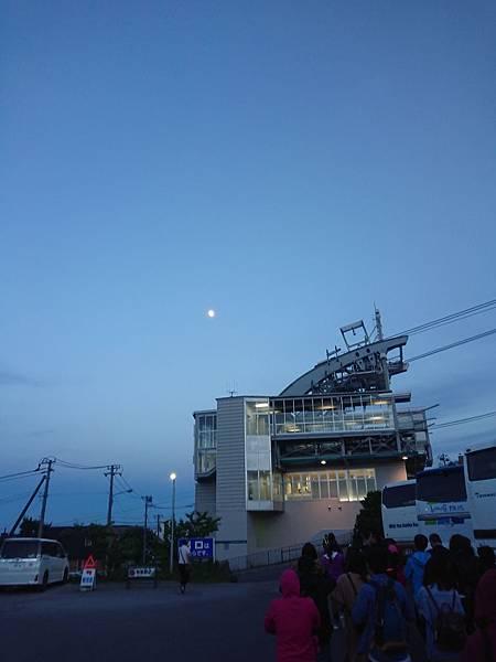 北海道函館山纜車