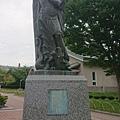 北海道女子修道院天使雕像