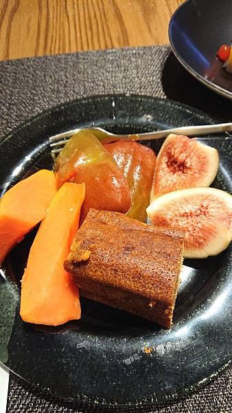 漁曜海物之四喜堂私廚-水果甜點