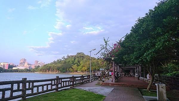 碧湖公園步道