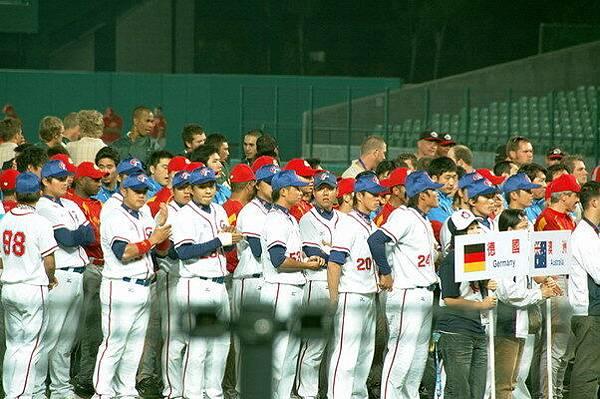 奧運資格決定賽(中華vs西班牙)011