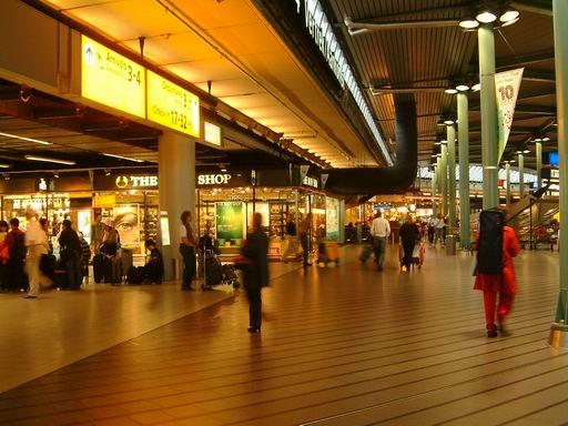 荷蘭001-阿姆斯特丹-史基浦機場.JPG