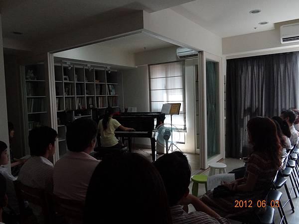 2012/6/3 音樂分享會