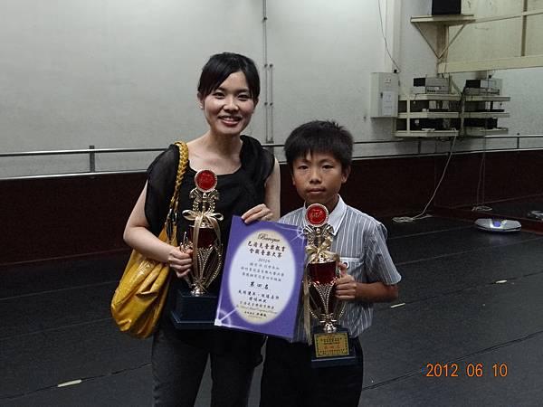 2012/6/10四年級菁英盃比賽