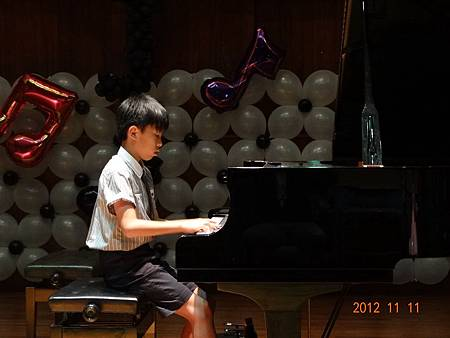 第五屆師生音樂會