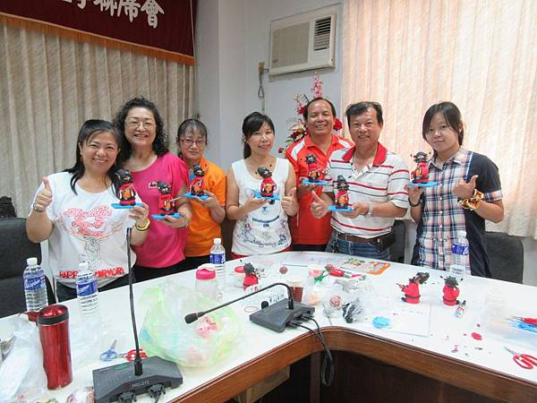8月份月會&米雕傳習教作研習821_5572