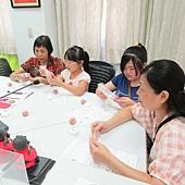 8月份月會&米雕傳習教作研習821_8869