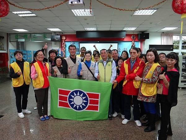中山區團委會-公益服務