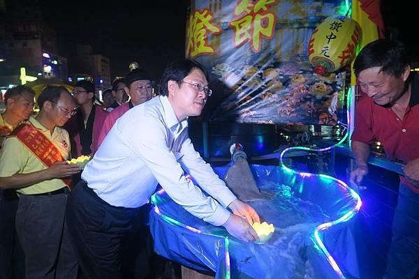 1040815基隆中元祭活動情人鵲橋點燈儀式 (6).jpg