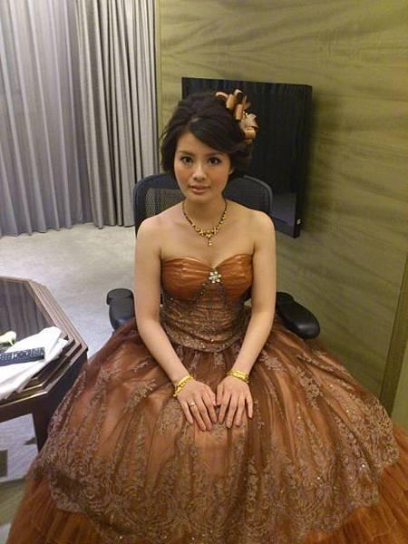20121013 Julie婚禮4