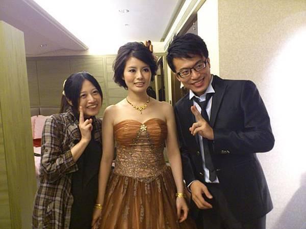 20121013 Julie婚禮2