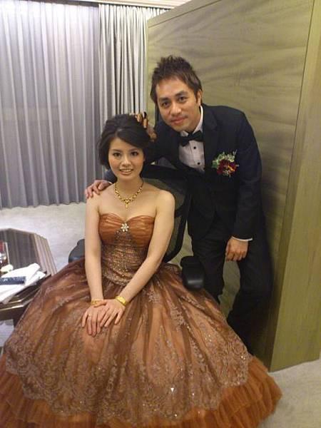20121013 Julie婚禮5