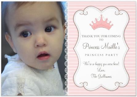 Maelle Bd thanks card