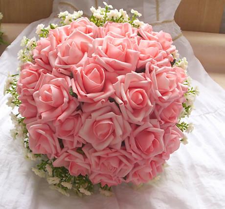 拍照道具-新娘捧花